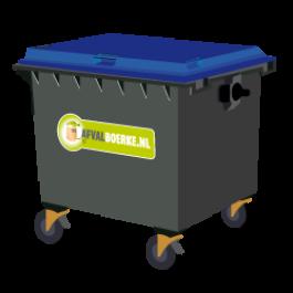 Container 1300 liter papier
