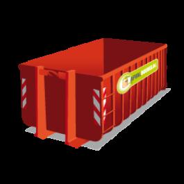 Container 20m3 restafval