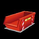 Container 10m3 puin