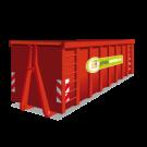 Container 30m3 bouw en sloop