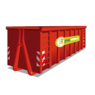Container 30m3 restafval